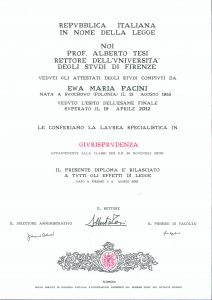 tłumaczenia włosko-polskie
